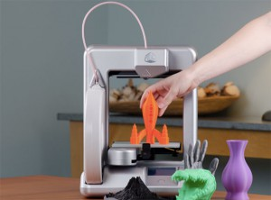 Cube stampante 3d