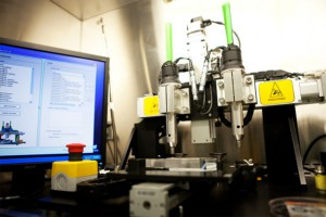 Organovo Holdings bioprinter