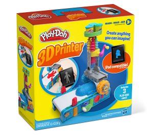 Play Doh la stampante 3D per bambini