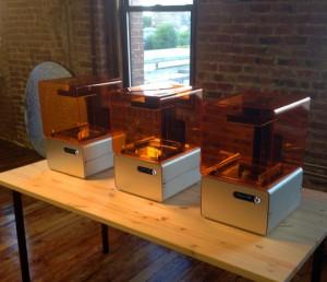 Form 1 Formlabs stampante laser 3d 02
