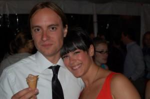 Kyle e Liz von Hasseln sugar lab