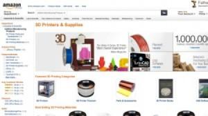 amazon stampanti 3d