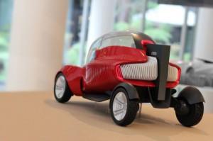 Genesis auto che si stampa in 3d 03