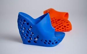 scarpe stampate in 3d