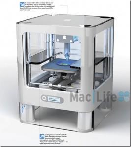 stampante 3d apple