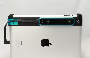 structure-sensor-3d-scanner ipad