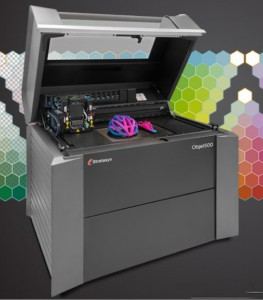 Objet500 Connex3 Color Multi-material 3D Printer