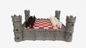 Draghi di Glastonbury della Makerbot