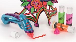 La DohVinci, le pistola per la stampa 3D di Play-Doh