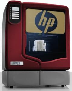hp stampante 3d
