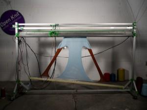 OpenKnit, la nuova stampante 3D per l'abbigliamento