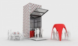 3D Printed Canal House di Amsterdam 03