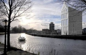 3D Printed Canal House di Amsterdam 05
