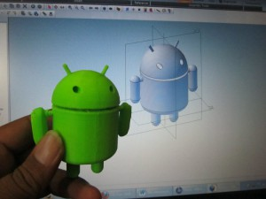 stampa 3d android