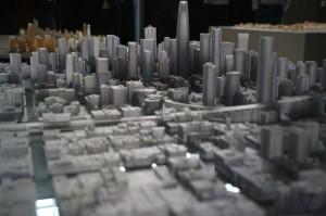 San Francisco modellino stampato in 3d 09