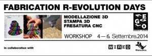 Fabrication R-evolution Days