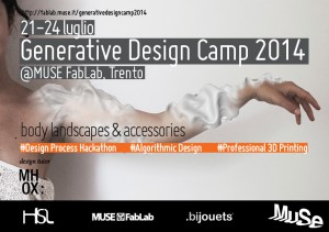 Generative Design Camp 2014