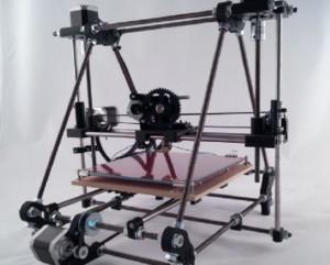 Prusa Mendel Kit stampante 3d