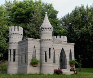 Castello stampato in 3d 07