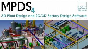 MPDS4 2D - 3D Factory Design