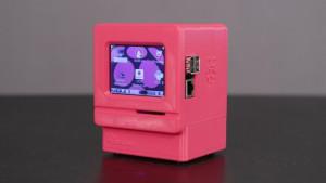 Mac stampato in 3d quello del 1984 il 128 k 01