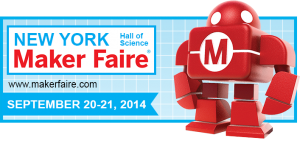 Makers Faire NYC  2014