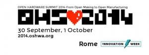 Open Hardware Summit 2014
