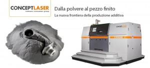 concept laser tecnologia additiva