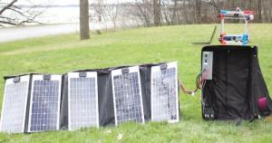 Stampante 3d solare e portatile 02