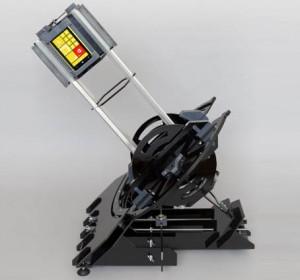 ultrascope  telescopio stampato in 3D abbianto al Nokia Lumia 1020