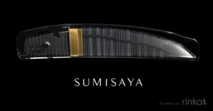 Sumisay la spada katana giapponese stampata in 3d 04