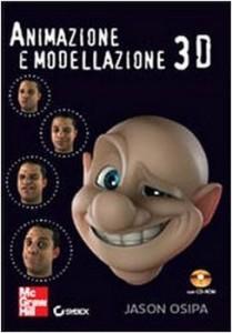 Animazione e modellazione 3D copertina