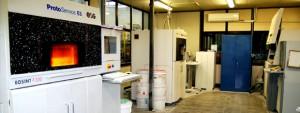 Le stampanti 3D della Protoservice