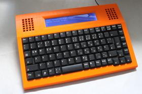 Computer stampato in 3d Computer stampato in 3d Computer stampato in 3d homecomputer-6502-final-6