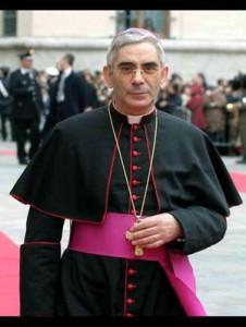 Mons. Michele Pennisi  Vescovo di Monreale