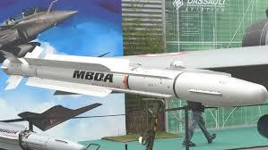 mbda missile