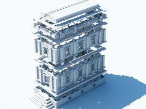 ArchitectureKIT di Teinye Horsfall gli edifici a moduli 15