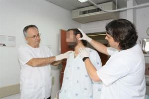 Dottori Israeliani ricostruiscono il volto ad un siriano grazie alla stampa 3d 02