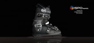 Eggar EasyStand Ski Boot gli scarponi da sci stampati in 3d 01
