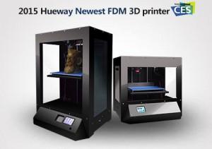 Hueway HW509 e HW512 stampanti 3d 03