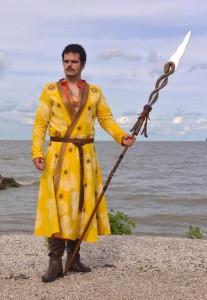 Oberyn trono di spade la spada stampata in 3d 03