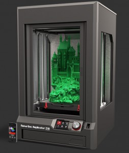 makerbot replicator z18