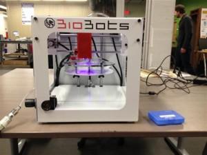 BioBot stampante 3d biologiaca per il bioprinting 01