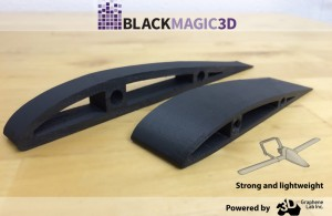 Blackmagic 3D filamento di Graphene 3D Lab 04