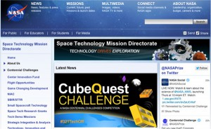 Cube Quest Challenge Nasa