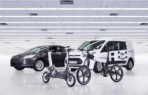 Ford le biciclette intelligenti Me e Pro 01