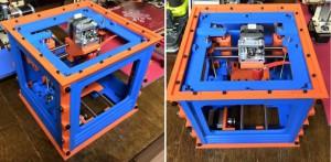 MiniMadRyan stampante RepRap 3d 01