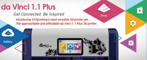 XYZprinting Da Vinci 1.1 stampante 3d 02