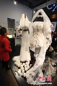 Xuberance i vestiti da sposa stampati in 3d 11