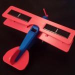 Aeroplano a celle solari stampato in 3d 03